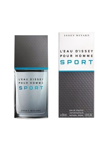 Issey Miyake L'Eau D'Issey Pour Homme Sport Edt 50 Ml Erkek Parfüm Renksiz